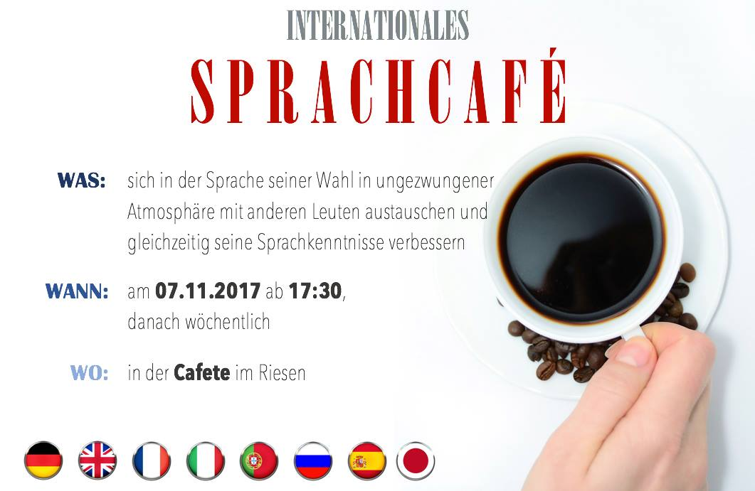Internationales Sprachcafé